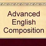 Course Image ADVANCED ENGLISH COMPOSITION