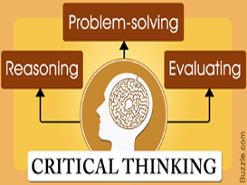 Course Image CRITICAL THINKING AND PROBLEM SOLVING