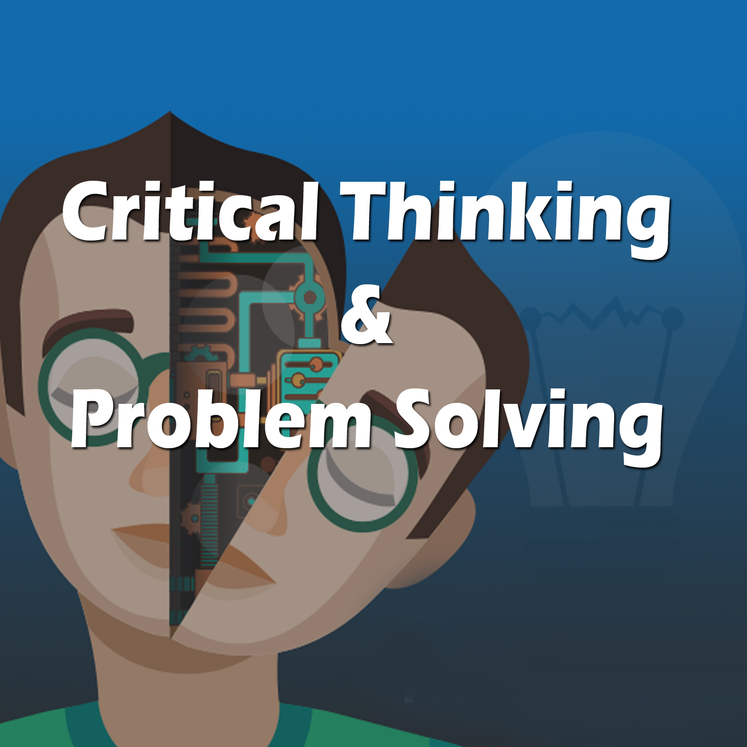 Course Image CRITICAL THINKING & PROBLEM SOLVING